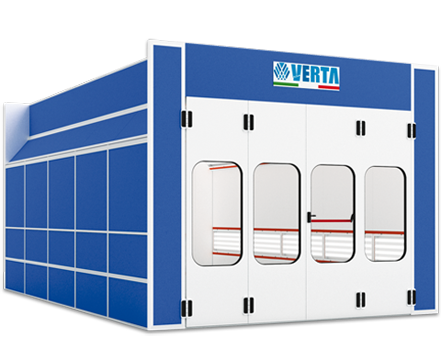 Nova Verta Prestige Spray Booth